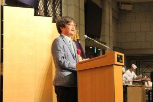 名古屋大学教授 天野 浩 氏