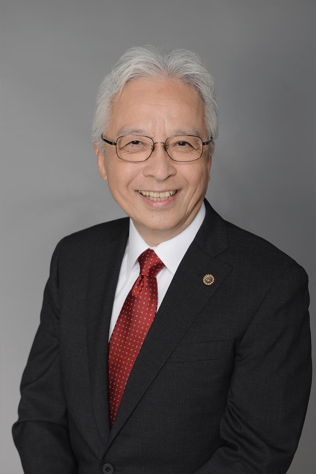 日本弁理士会会長 渡邉敬介