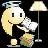 はっぴょん本を読む