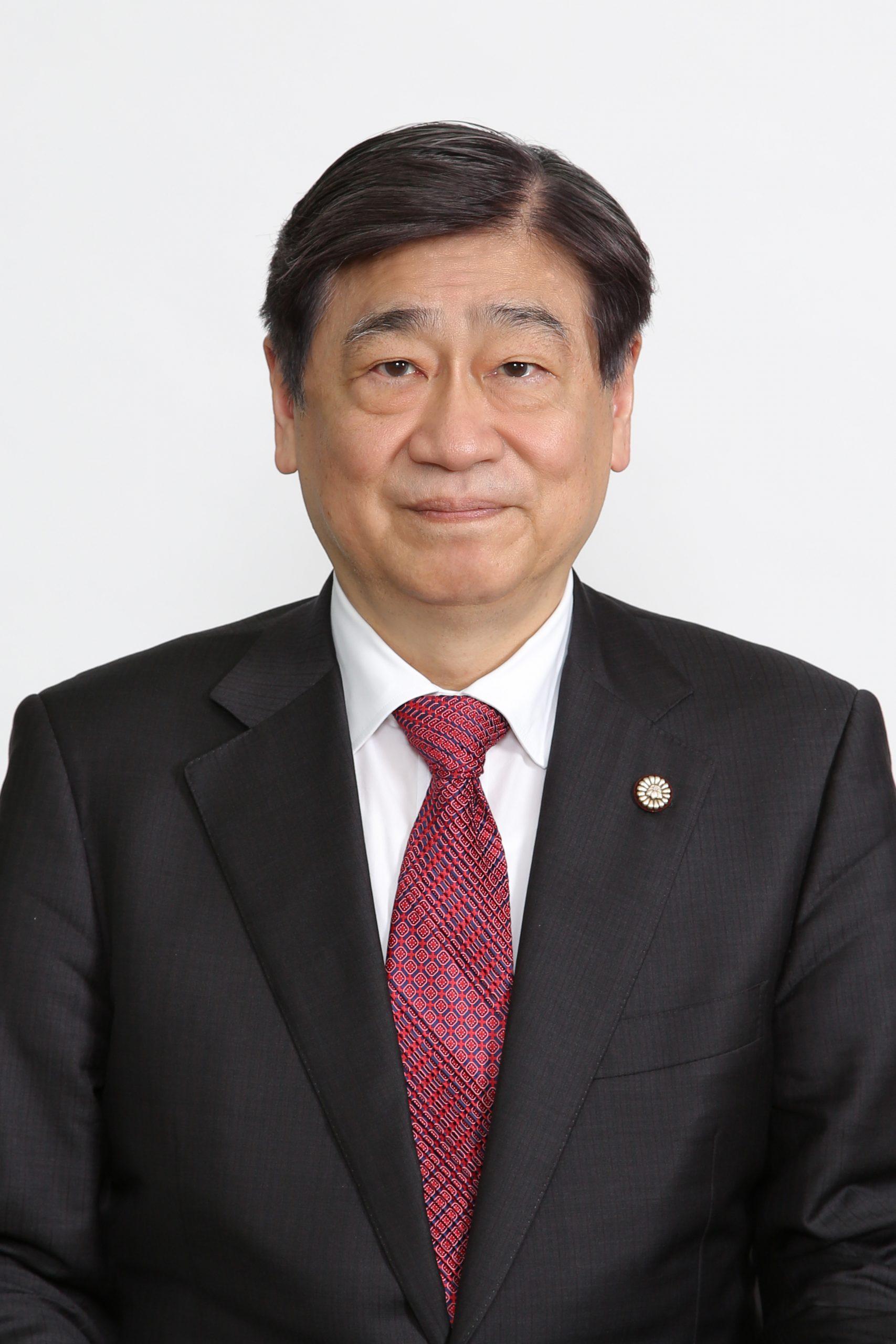 日本弁理士会会長 清水善廣