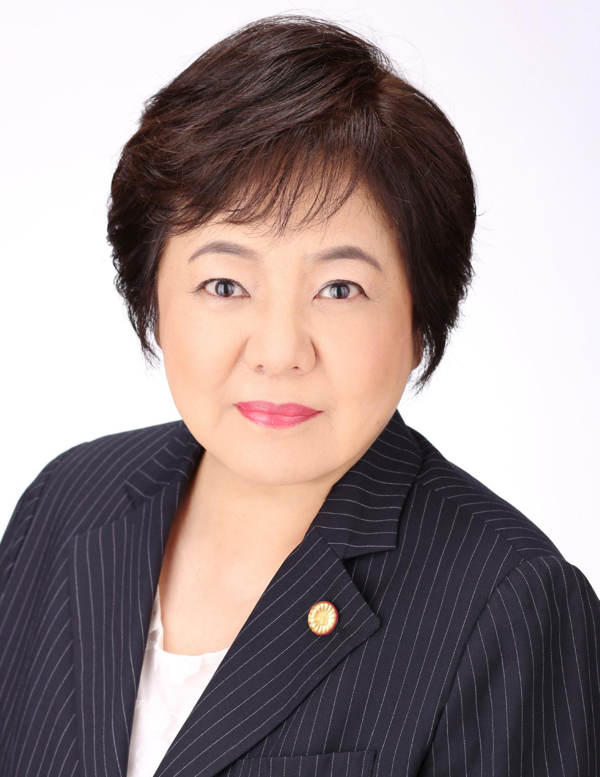 日本弁理士会会長 杉村純子