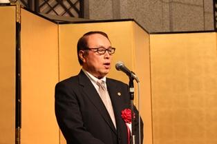 杉本勝徳 日本弁理士政治連盟会長