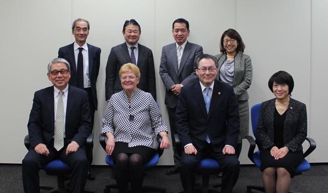 EPO Principal Director 来会