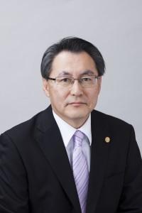 伊丹勝会長-左