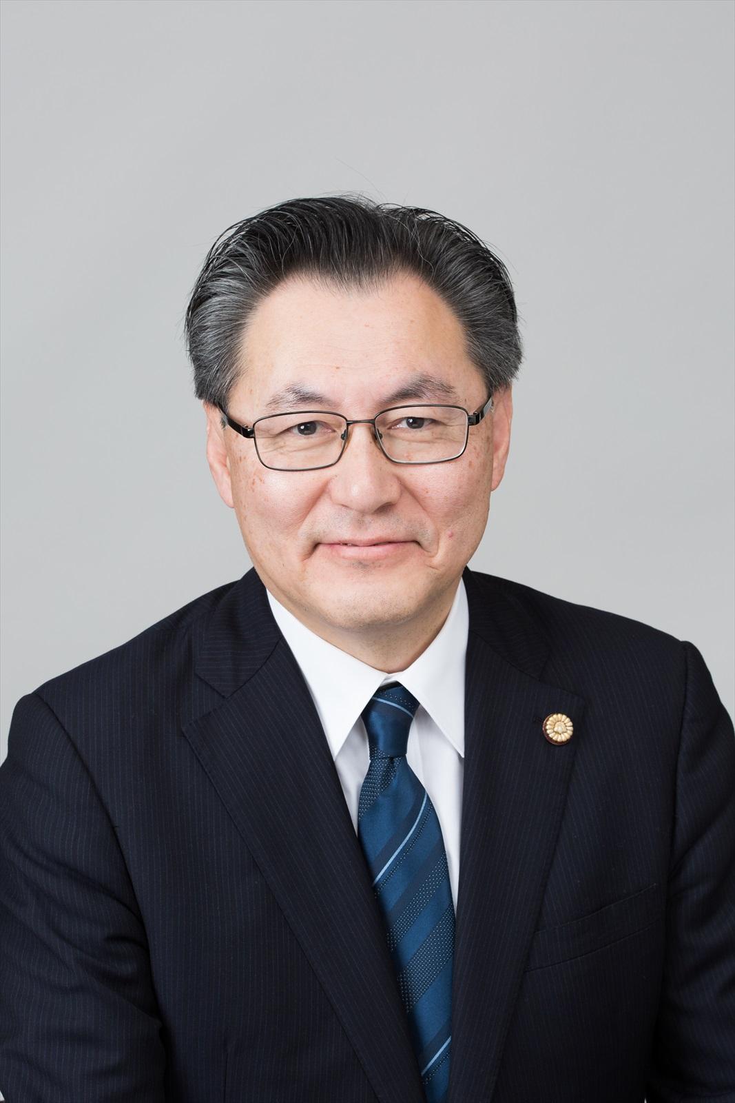 日本弁理士会 会長 伊丹 勝