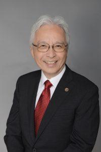 渡邉敬介会長-左